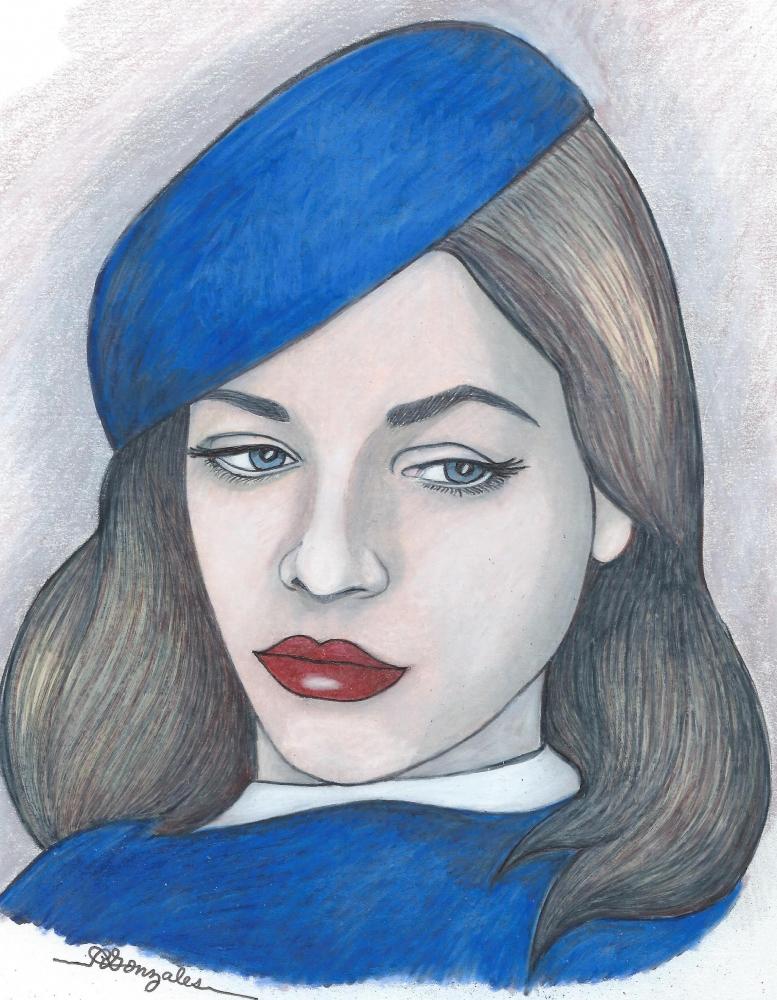 Lauren Bacall par aaronmark